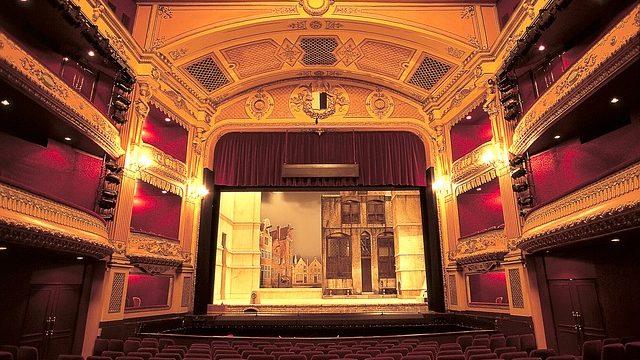 劇場のイメージ